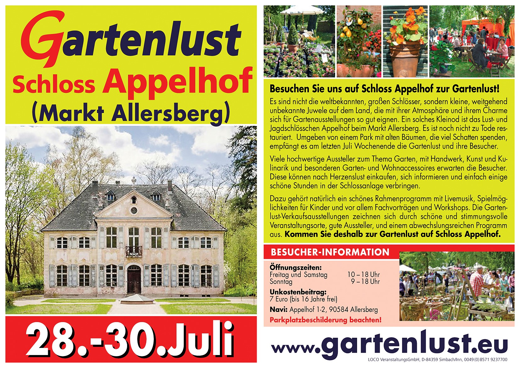 Gartenlust Appelhof
